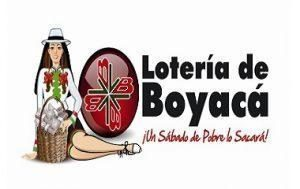 Lotería de Boyacá sábado 3 de octubre 2020