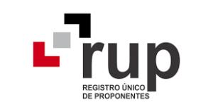 Certificado RUP: Registro Único de Proponentes 2021