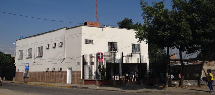 Citas MedicasCentro de Salud Charco Azul