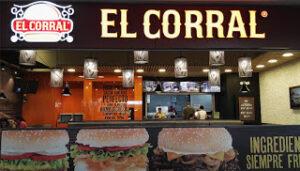 Restaurantes El Corral en Medellin