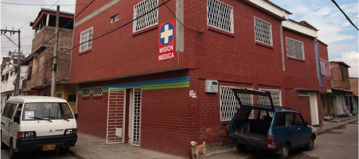 Citas MedicasCentro de Salud El Vergel