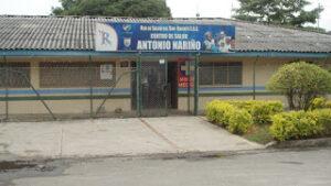 Citas Medicas Centro de Salud Antonio Nariño