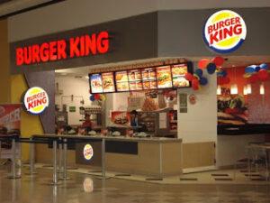 Restaurantes Burger King en Bogota