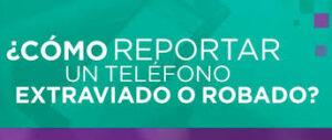 Cómoreportaruncelularrobadoen Colombia para Claro,Movistary Tigo 2021