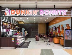 Restaurantes Dunkin' Donuts en Bogota