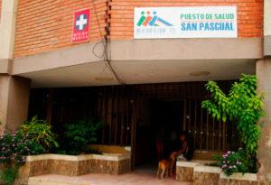 Citas Medicas Centro de Salud San pascual