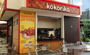 Restaurantes Kokoriko en Cartagena