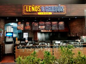 Restaurantes Leños & Carbon en Cali