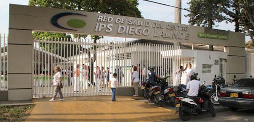 Citas MedicasCentro de Salud Diego Lalinde
