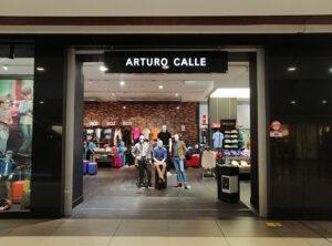 Almacenes Arturo Calle en Bogota