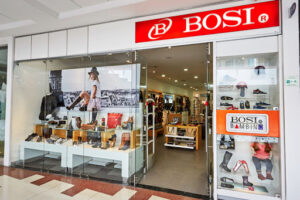 Tiendas Bosi en Florencia