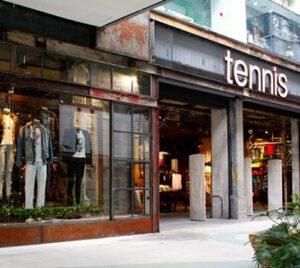 Tiendas Tennis en Bogota